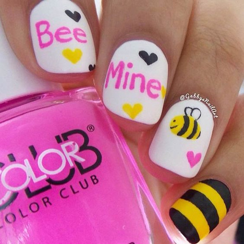 bee-mine-nails