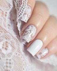 romantic-white-lace-nailart