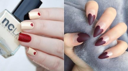2021 Valentine`s Day Nails: 50+New Nail Designs and Arts
