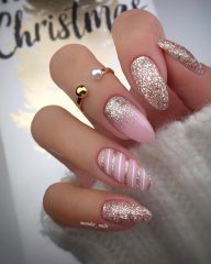 Pink Unicorn Nail Designs