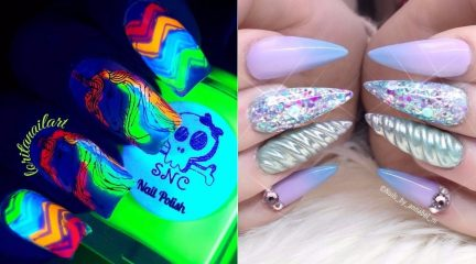 unicorn nails trend