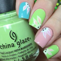 easter-nails-with-rabbits
