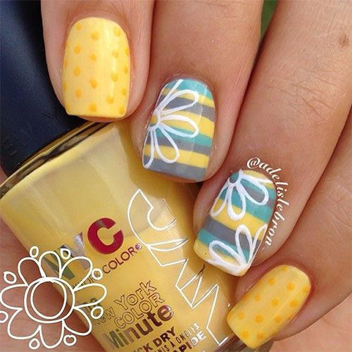 flower-easter-nails