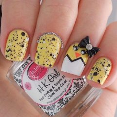 chicken-easter-nails