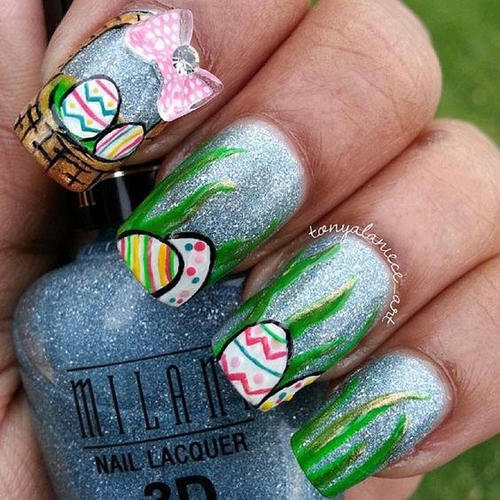 new-easter-nails-art