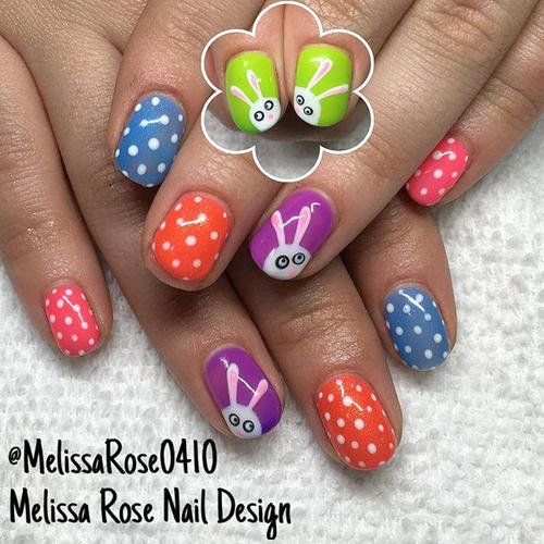 easter-nails-with-dots