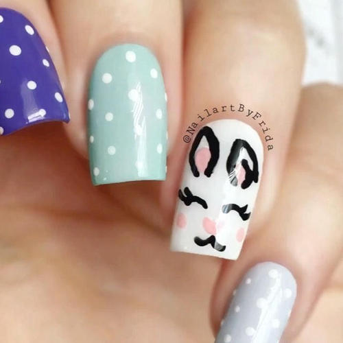 Easter Nails New Easter Designs For 2018 Nailspiration