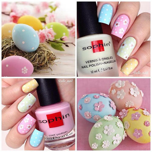 easter-nails-with-flowers