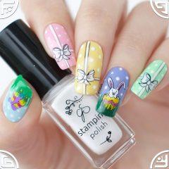 polka-dot-manicure-for-easter
