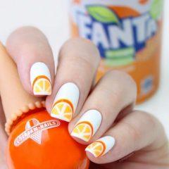 orange-fanta-nail-design
