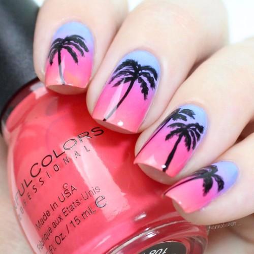 palm-tree-nails