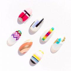 colorful-summer-nails