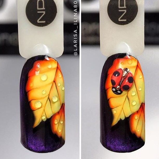 fall-nails-with-ladybug-larisa_ilina80