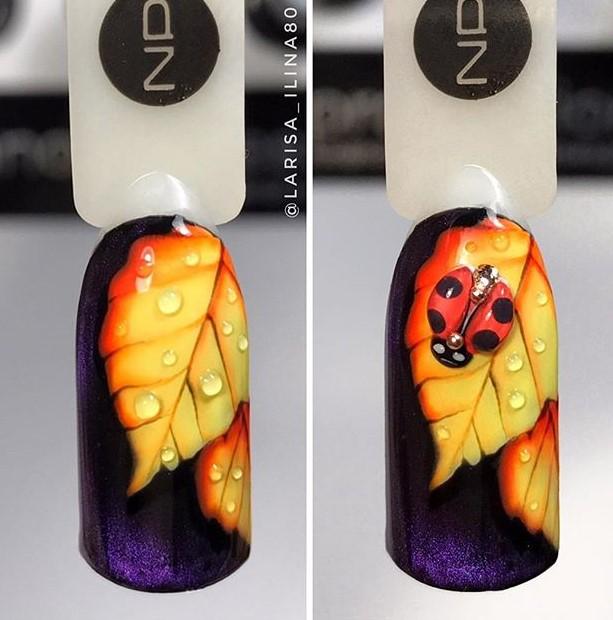 fall-nails-with-ladybug-larisa_ilina80