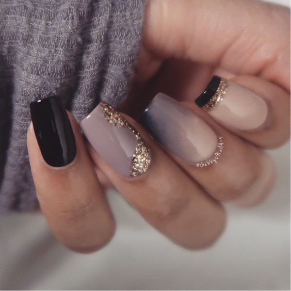 Sweater Weather Nail Designs Youll Crave To Try Nailspiration