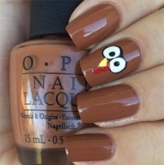 brown-thanksgiving-nails-art