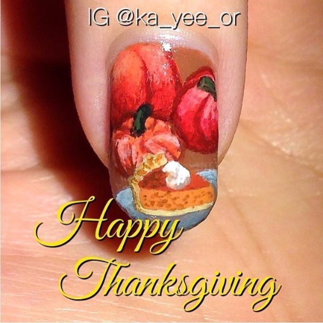 nail-design-thanksgiving