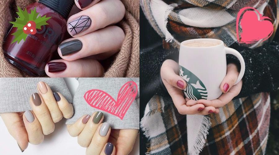 hygge nail designs