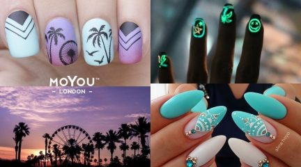 Coachella Nails: Best Colors and Design Ideas for Music Festivals
