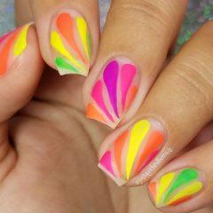 bright-coachella-nails