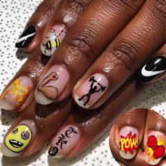 fitness-addict-nails