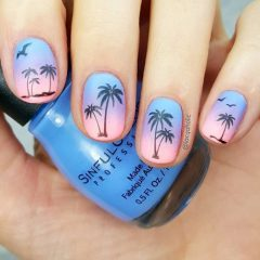 music-festival-nails-with-palmtrees
