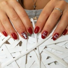 red-be-more-do-more-gym-nails