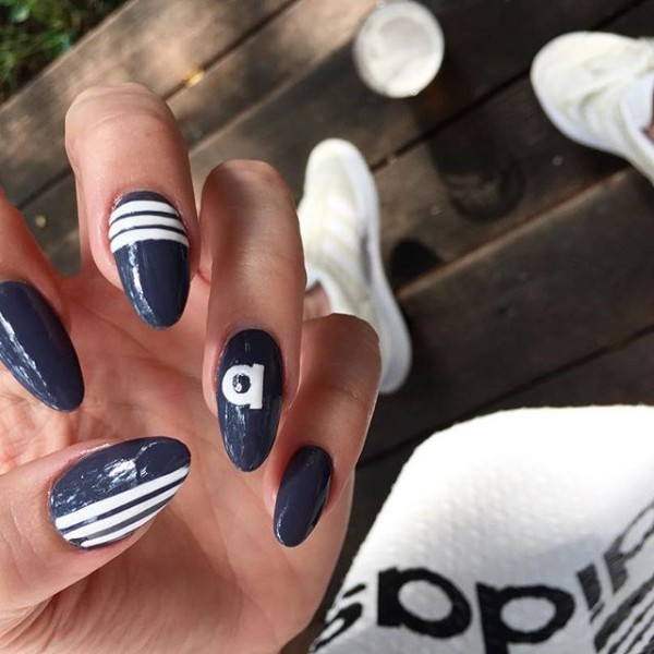 workout-adidas-nails