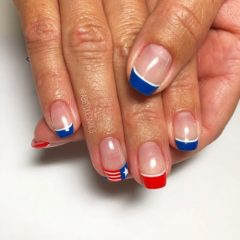 4th-of-july-french-nails
