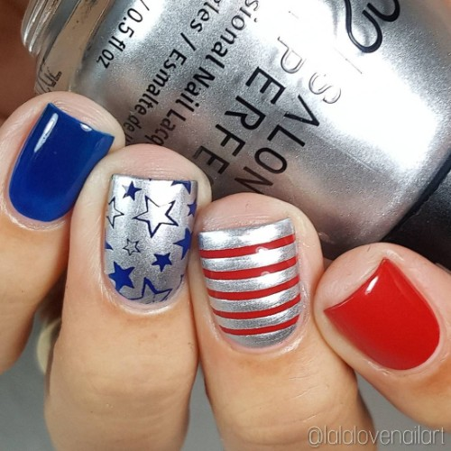 blue-red-silver-patriotic-manicure