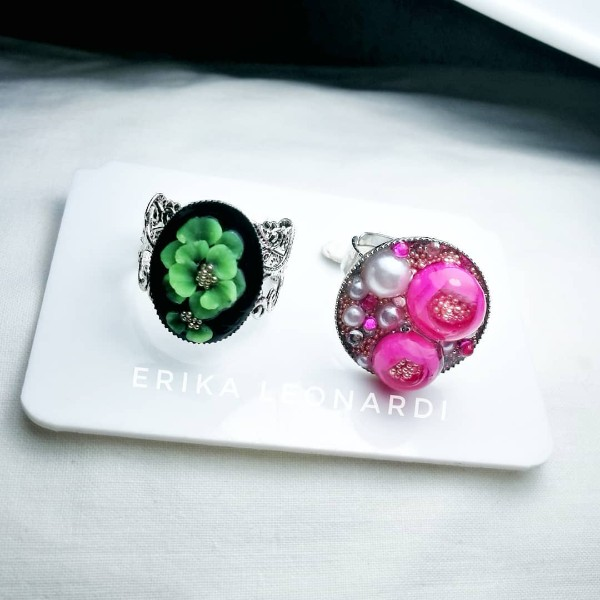 candy ball jewelry earrings