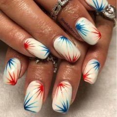 firework-inspired-nail-art