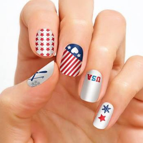 patriotic-nails-decals