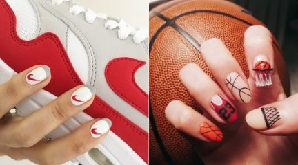 50+ Best Sporty Nails for Gym Workouts (and not Only)