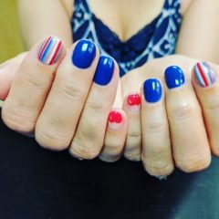 very-simple-nails-for-4th-of-july