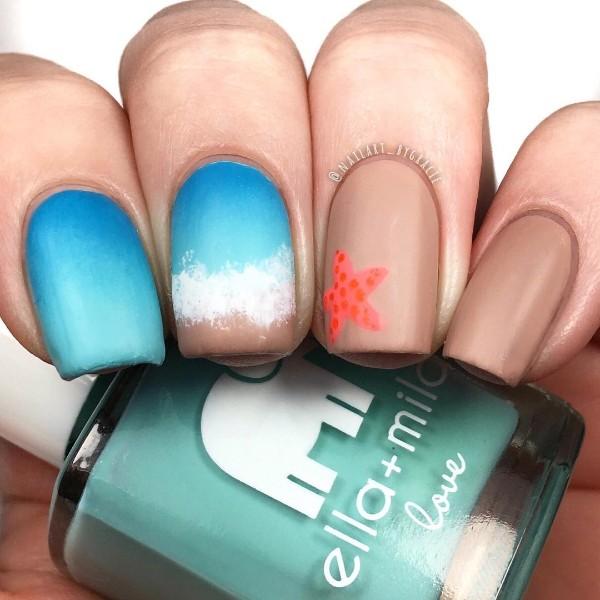 beach-nails
