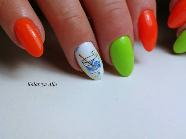cocktail-nails-summer-party