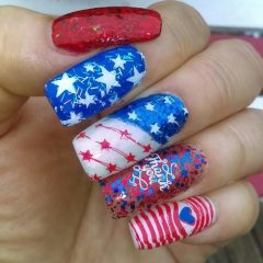 love-America-nail-design-independence-day