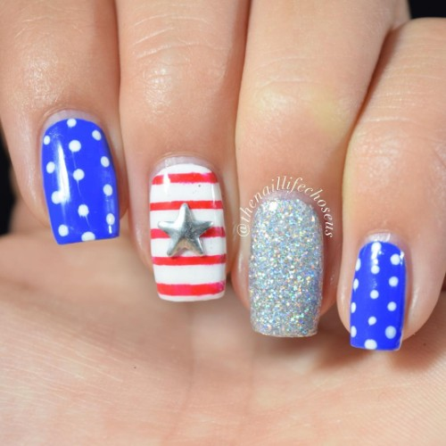 patriotic-nail-art-july