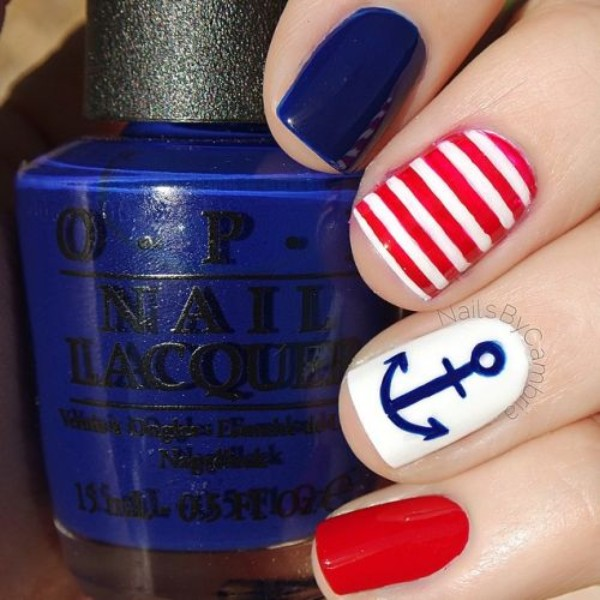 summer-marine-nail-design
