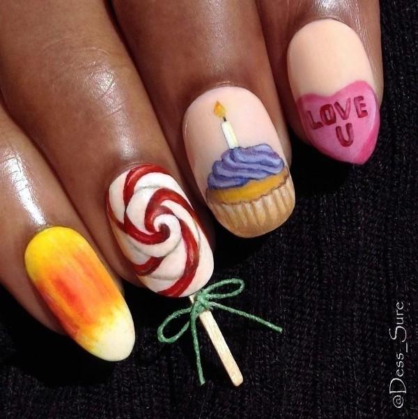 birthday-themed-nails