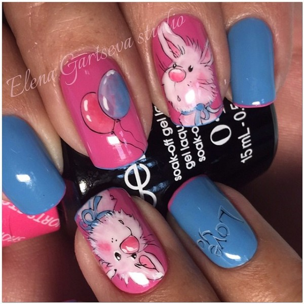 blue-and-pink-birthday-nails