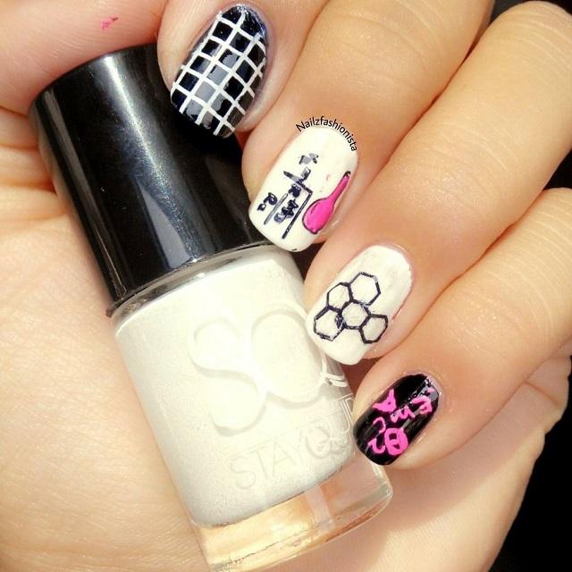 chemistry-nail-design