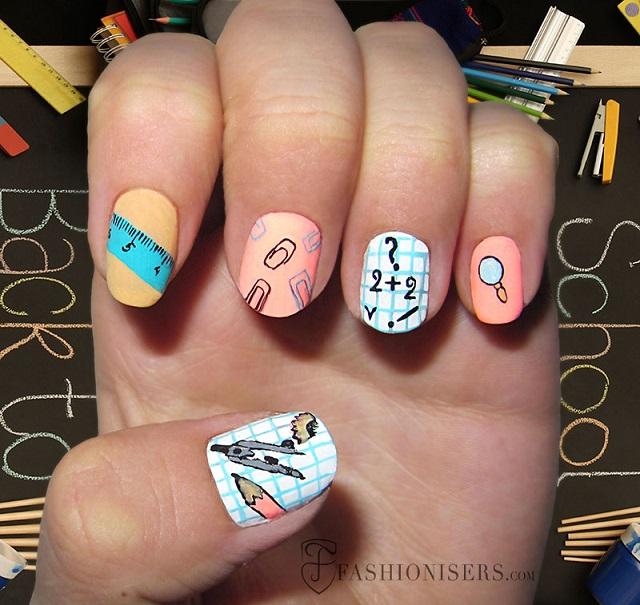 cute-back-to-school-manicure