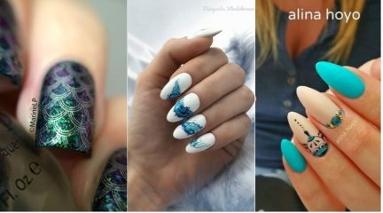 Summer Nails: Designs, Colors, Shapes and Other Ideas