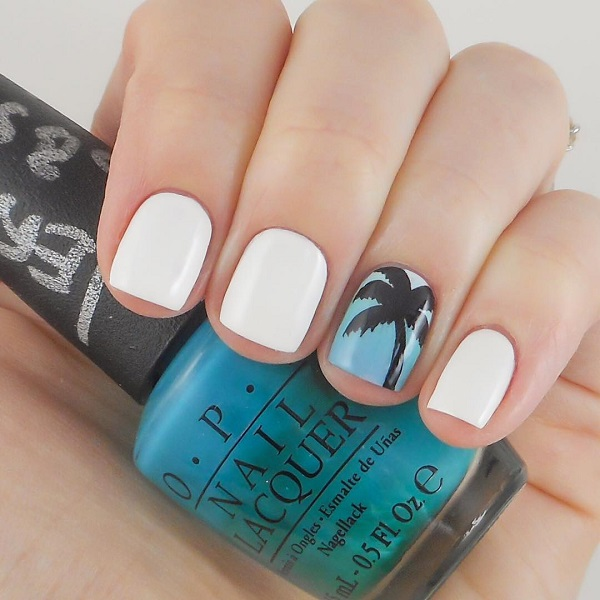 white-palm-tree-nails-summer
