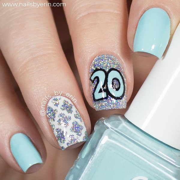 20th-birthday-nails