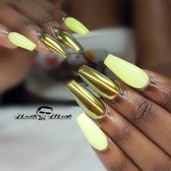 golden-birthday-acrylic-nails