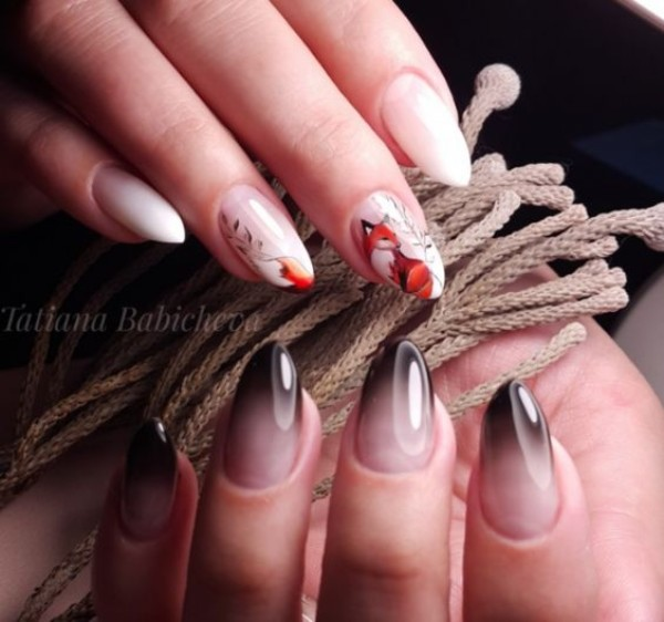 fall-nail-design-ombre