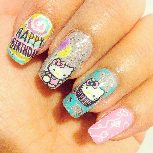 hello-kitty-nail-design-for-birthday
